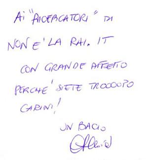 Alessia Di Francescantonio (dedica)