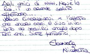 Gemelle Costanzo (dedica)