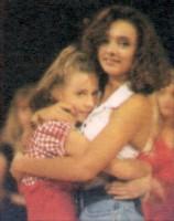 Valentina Abitini e Ambra Angiolini
