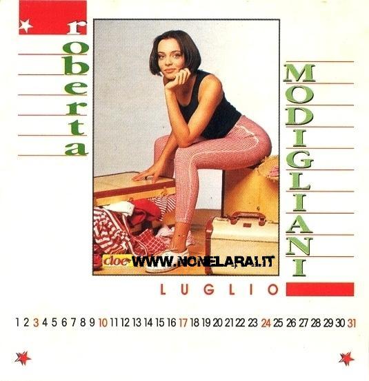 Miriana Trevisan Calendario.Non E La Rai Calendario Da Tavolo