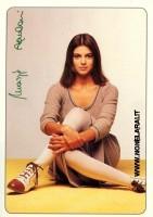 Marzia Aquilani (Cartolina Cioè)