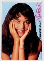 Shaila Risolo (Cartolina Cioè)