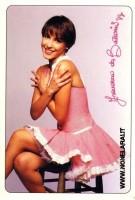 Francesca Gollini (Cartolina Cioè)