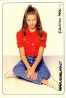 Valentina Abitini (Cartolina Cioè)