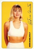 Cristina Quaranta (Cartolina Cioè)