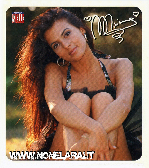 Miriana Trevisan Calendario.Non E La Rai Postcards Promozionali