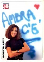 TV stelle Collection 2: Ambra Angiolini